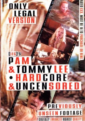 Pamela Anderson & Tommy Lee Hardcore & Uncensored DVD
