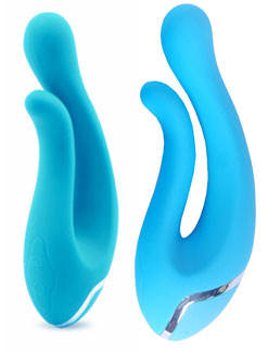 Arielle Aqua by Blush Novelties