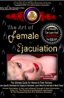 The Art of Female Ejaculation Video