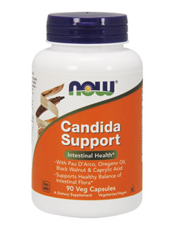 Yeast Infection- Candida Support
