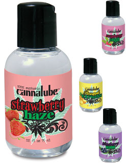 Cannalube: Healthy Flavored Lubricants