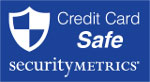 Credot Card Safe- Security Metrics