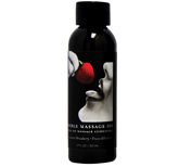 Edible Earthly Body Massage Oil