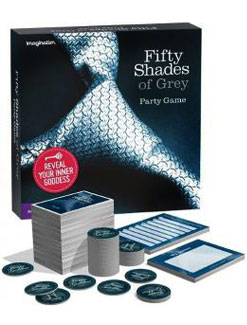 Fifty Shade of Grey Game