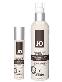 System Jo Coconut Waterbased Lubricant