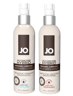 System Jo Coconut Hybrid Warming & Cooling
