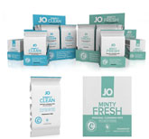 Simply Clean Intimate Wipes by JO