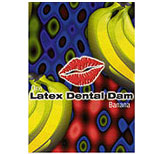 Flavored Dental Dam