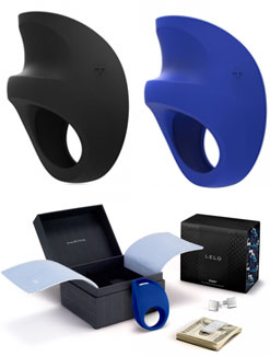 LELO Pino Vibrating Ring for Couples