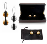 Luna Beads Luxe 20k Gold or Stainless Steel