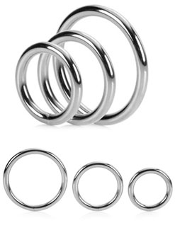 Metal O-Ring Set for Harnesses