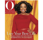 O- The Oprah Magazine