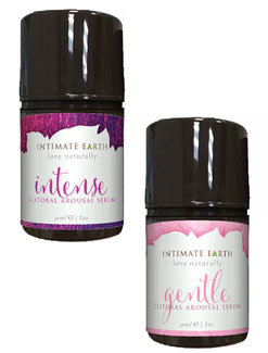 Gentle & Intense Clitoral Stimulating Gel by Intimate Organics