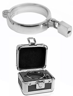 Metal Worx Love Ring by Pipedream
