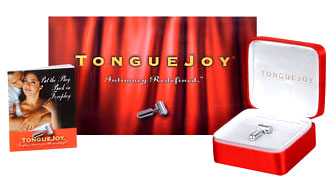 Tongue Joy Romance Edition