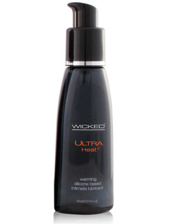 Wicked Ultra Heat Warming SIlicone Lubricant